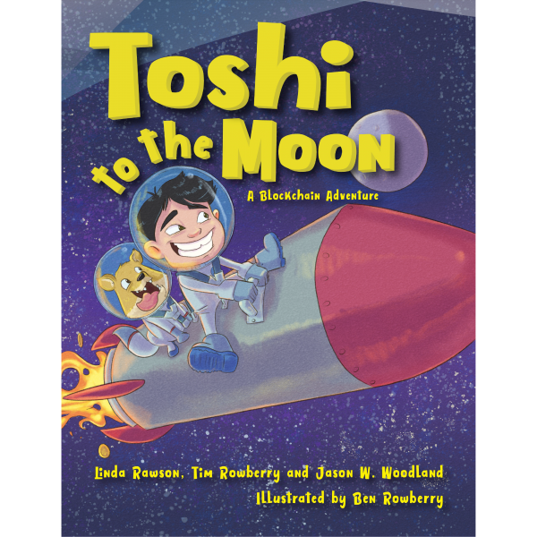 Toshi to the Moon: A Blockchain Adventure